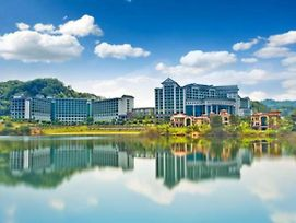 Mels Weldon Evergreen Lake Hotel Heyuan photos Exterior