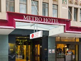 Metro Hotel On Pitt photos Exterior