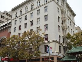 Sf Plaza Hotel photos Exterior