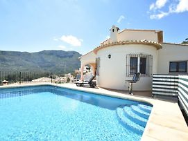 Cozy Villa In Pego With Private Pool photos Exterior
