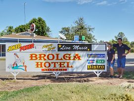 Brolga Hotel Motel photos Exterior