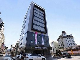 Gangneung Pine City Hotel photos Exterior