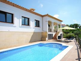 Luxurious Villa With Private Pool In Calonge Spain photos Exterior