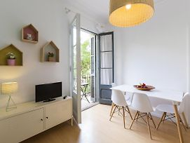 Cozy Flat With Unbeatable Views To Sagrada Familia photos Exterior