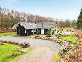 Four-Bedroom Holiday Home In Toftlund 9 photos Exterior