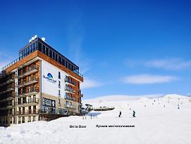 Gudauri Hotel Loft, Apartment 418, Next To The Pirveli Lift photos Exterior
