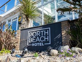 Porth Beach Hotel photos Exterior