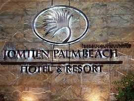 Jomtien Palm Beach Hotel And Resort photos Exterior