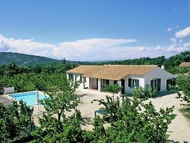 Nice Holiday Home With Swimming Pool In Malaucene photos Exterior