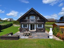 Luxurious Chalet In Medebach Sauerland With Private Garden photos Exterior