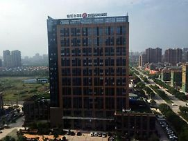 Jinjiang Inn Select Jiaxing Wanda Plaza photos Exterior