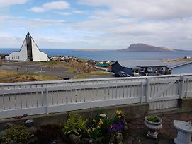 Beautiful House In Torshavn With A Great View photos Exterior
