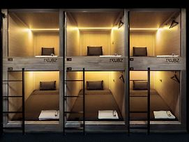 The Kubz Capsule Hotel photos Exterior