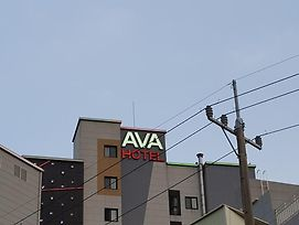 Ava Hotel Songjeong photos Exterior