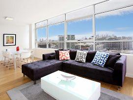 Gadigal Groove - Modern And Bright 3Br Executive Apartment In Zetland With Views photos Exterior