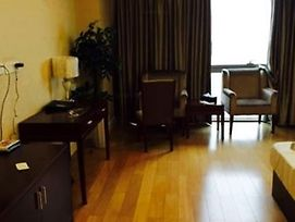 Suzhou Puyu Zhongrun Apartment Hotel photos Exterior
