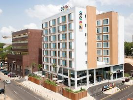 Seen Hotel Abdjan Plateau photos Exterior