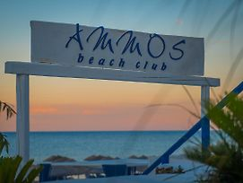 Ammos Beachfront Luxury Rooms - Adults Only photos Exterior