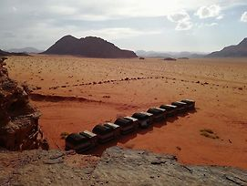 Wadi Rum Shooting Stars Camp photos Exterior