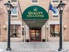 Quality Inn & Suites Shippen Place Hotel photos Exterior