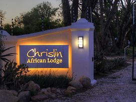 Chrislin African Lodge photos Exterior