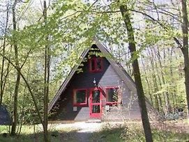 Detached Wooden Holiday Home Close To The Twistesee Lake photos Exterior