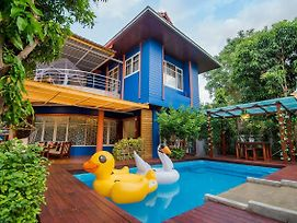 Island Blue Home Pool Villa photos Exterior