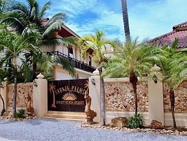 Sibaja Palms Sunset Beach Luxury Villa photos Exterior