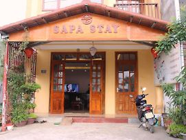 Sapa Stay Hotel photos Exterior