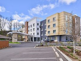 Fairfield Inn & Suites By Marriott Eugene East/Springfield photos Exterior