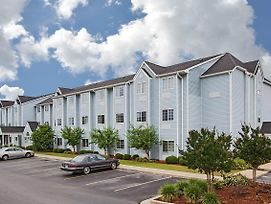 Microtel Inn & Suites By Wyndham Meridian photos Exterior