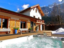 Mont Blanc Spa Chalet photos Exterior