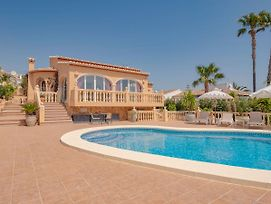 Beautiful Villa With Very Large Terrace, Mountain Views And Private Pool photos Exterior