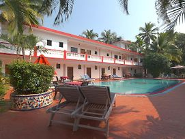 Anjuna Beach Resort photos Exterior