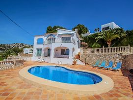Aloha - Sea View Villa With Private Pool In Benissa photos Exterior