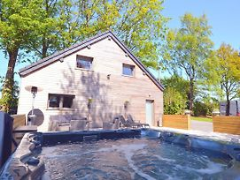 Cozy Holiday Home In Polleur With Jacuzzi photos Exterior