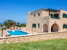 Cronos Luxury Stone Villa photos Exterior