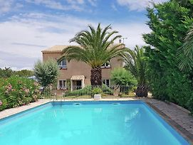Luxury Villa In Marseillan With Swimming Pool photos Exterior