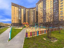 Apartments On 50 Let Oktyabrya photos Exterior