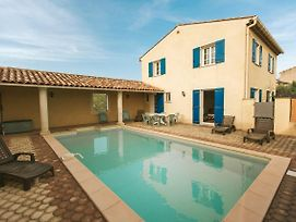 Villa With 3 Bedrooms In Saint Pierre De Vassols With Private Pool Enclosed Garden And Wifi photos Exterior