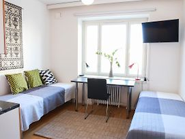 Studio Apartment In Central Turku photos Exterior