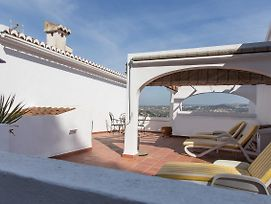 Spanish Village House In Moraira photos Exterior