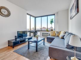 Luxury Apartment In Downtown Jersey photos Exterior