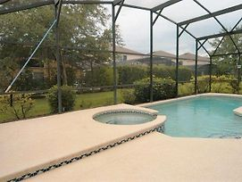 Lovely 4 Bedroom 3 Bath Pool Home In Guarded And Gated Resort photos Exterior