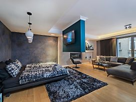 Vernescu Luxury Residence By Bucharest Apartments Deluxe photos Exterior