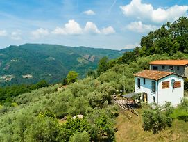 Scenic Holiday Home With Private Pool In Pescia photos Exterior