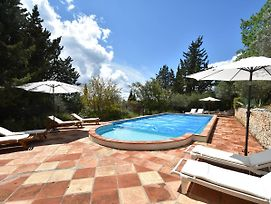 Upbeat Farmhouse In Draguignan With Terrace And Garden With Seating And Barbecue photos Exterior