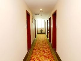 Greentree Inn Jinhua Railway Station Express Hotel photos Exterior