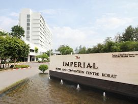 The Imperial Hotel And Convention Centre Korat photos Exterior