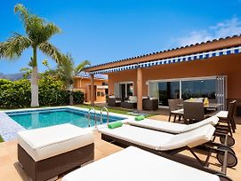 Gorgeous Luxury Villa With Private Pool Playa De La Arena photos Exterior